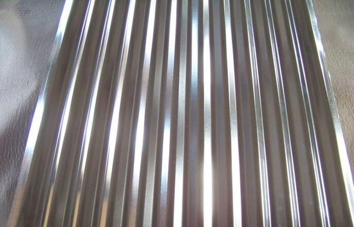 Galvanized Aluminum Roof